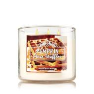 Bougie 3 mèches PUMPKIN PECAN WAFFLES Bath & Body Works