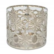 Porte bougie SNOWFLAKE Bath and Body Works candle holder US USA