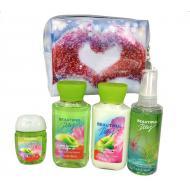 Coffret cadeau Gift Set BEAUTIFUL DAY Bath and Body Works US USA