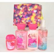 Coffret cadeau Gift Set PINK CHIFFON Bath and Body Works US USA