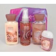 Coffret cadeau Gift Set WARM VANILLA SUGAR Bath and Body Works US USA