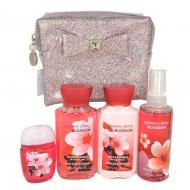 Coffret cadeau Gift Set JAPANESE CHERRY BLOSSOM Bath and Body Works US USA