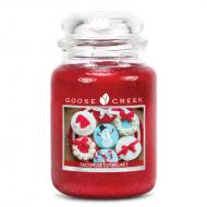 Bougie Grande Jarre 2 mèches RED VELVET CUPCAKE Goose Creek Candle