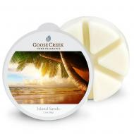 Cire parfumée ISLAND SANDS Goose Creek Candle