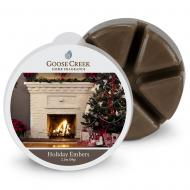 Cire parfumée HOLIDAY EMBERS Goose Creek Candle