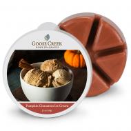 Cire parfumée PUMPKIN CINNAMON ICE CREAM Goose Creek Candle