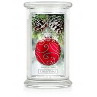 Grande Jarre 2 mèches CHRISTMAS Kringle Candle Bougie parfumée