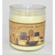 Bougie Grande Jarre BANANA CREAM PIE Our Own Candle Company