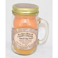 Bougie Mason Jar SMELL MY NUTS Our Own Candle Company