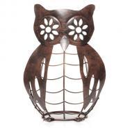 Jar Holder OWL Yankee Candle Hibou Chouette pour bougie parfumée US USA