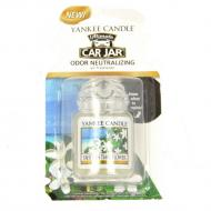 Car Jar Ultimate  TAHITIAN TIARE FLOWER Yankee Candle