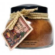 Mama Jar PRALINE CARAMEL STICKY BUNS A Cheerful Giver