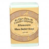 Savon parfumé HEAVEN Our Own Candle Company Soap US USA