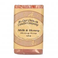 Savon parfumé au miel MILK & HONEY Our Own Candle Company