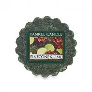 Tartelette PINECONE & LIME Yankee Candle wax tart exclu US USA
