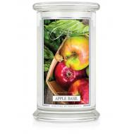 Grande Jarre 2 mèches APPLE BASIL Kringle Candle