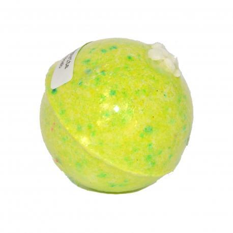 Boule de bain parfumée FROZEN MARGARITA Posh Brats fizzy bath bomb