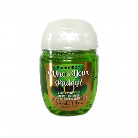 Gel antibactérien WHO'S YOUR PADDY ? Bath and Body Works
