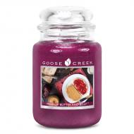 Grande Jarre 2 mèches PEANUT BUTTER & JELLY Goose Creek Candle