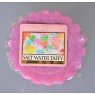 Tartelette de cire parfumée SALT WATER TAFFFY  Yankee Candle wax tart US USA