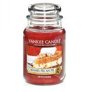 Bougie parfumée Grande Jarre CARAMEL PECAN PIE Yankee Candle exclu US USA