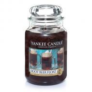 Grande Jarre ROOT BEER FLOAT Yankee Candle large jar US USA