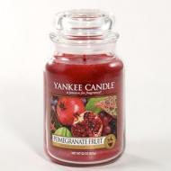 Grande Jarre POMEGRANATE FRUIT Yankee Candle exclu US USA