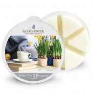 Cire parfumée WHITE TEA & BERGAMOT Goose Creek Candle wax melt US USA