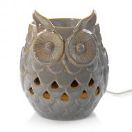 Scenterpiece US SHADOW OWL avec LED et Timer Yankee Candle