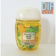 Gel antibactérien JAMAICA PINEAPPLE COLADA Bath and Body Works