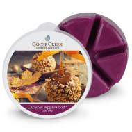 Cire parfumée CARAMEL APPLEWWOOD Goose Creek Candle wax melt US USA