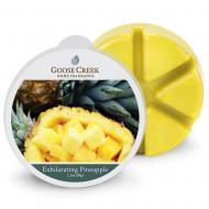 Cire parfumée EXHILARATING PINEAPPLE Goose Creek Candle