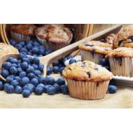 Bougie parfumée BLUEBERRY MUFFIN Small Flame Candle Company US USA