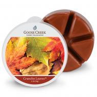 Cire parfumée CRUNCHY LEAVES Goose Creek Candle wax melt US USA