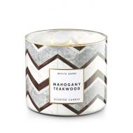 Bougie parfumée 3 mèches MAHOGANY TAEKWOOD Bath and Body Works candle US USA