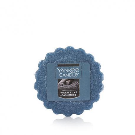 Tartelette WARM LUXE CASHMERE Yankee Candle wax tart US USA