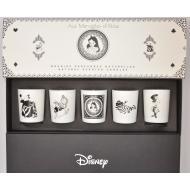 Coffret 5 mini Bougies AUX MERVEILLES D'ALICE Disney
