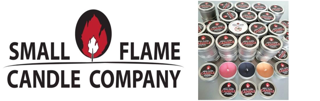 Welcome small flame candle company